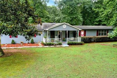 Rock Hill Single Family Home For Sale: 4715 Karwood Drive N
