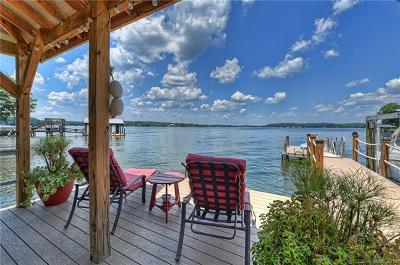 Mooresville Single Family Home For Sale: 120 Strawpocket Lane #286