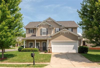 Charlotte NC Single Family Home Under Contract-Show: $289,900