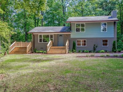 Pisgah Forest Single Family Home For Sale: 435 King Road