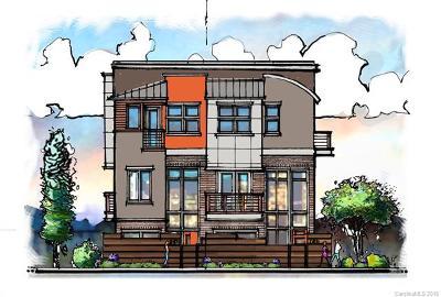 Charlotte Condo/Townhouse For Sale: 2231 Kilborne Drive #4