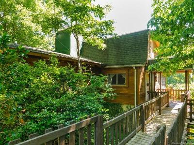 Bat Cave, Black Mountain, Chimney Rock, Lake Lure, Rutherfordton, Union Mills, Bostic, Columbus, Tryon, Saluda, Mill Spring Single Family Home For Sale: 30 Miller Rhodes Lane #2-7