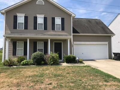 Charlotte NC Single Family Home For Sale: $163,500