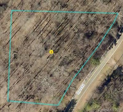 Troutman Residential Lots & Land For Sale: Byers Road
