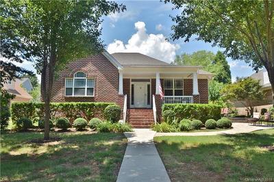 Cornelius Single Family Home For Sale: 20105 Norman Colony Road #7