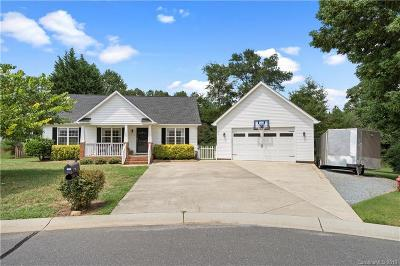 Single Family Home Under Contract-Show: 109 Raven Cliff Court