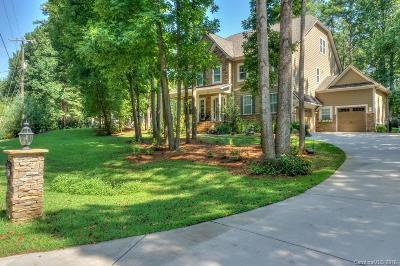 Mooresville Single Family Home Under Contract-Show: 198 Riverwood Road