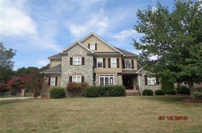 Davidson Single Family Home Under Contract-Show: 6657 Fox Ridge Circle