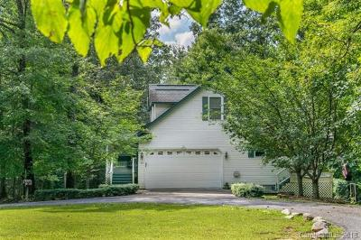 Pisgah Forest Single Family Home For Sale: 541 Timberlane Drive