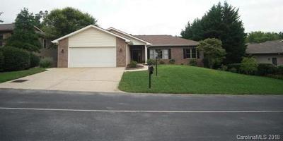 Hendersonville Single Family Home For Sale: 108 Fairway Knoll Drive