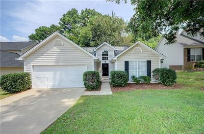 Single Family Home For Sale: 7413 Starvalley Drive