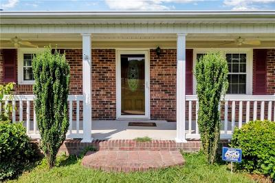 Single Family Home Under Contract-Show: 1317 Potter Road