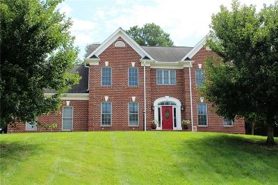 Caldwell County Single Family Home For Sale: 155 Gunpowder View Circle