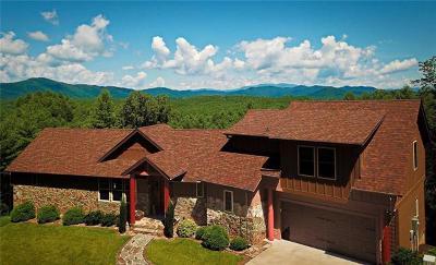 Lenoir Single Family Home For Sale: 5341 Oak Crest Lane