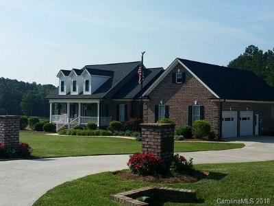 Mount Pleasant Single Family Home For Sale: 9100 Fisher Road