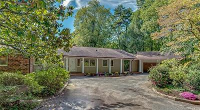 Tryon Single Family Home For Sale: 1467 Carolina Drive