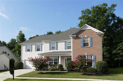 Indian Trail NC Single Family Home For Sale: $319,999
