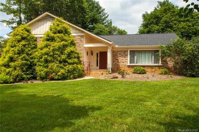 Hendersonville Single Family Home For Sale: 129 White Water Drive