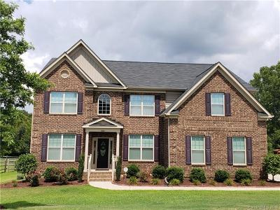 Indian Trail Single Family Home For Sale: 1008 Dunard Court