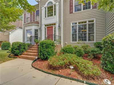 Charlotte NC Single Family Home For Sale: $374,500