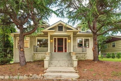 Asheville Single Family Home For Sale: 35 Northview Street
