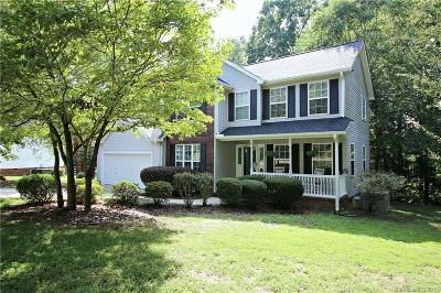 Kannapolis Single Family Home Under Contract-Show: 119 Hickory Wood Drive