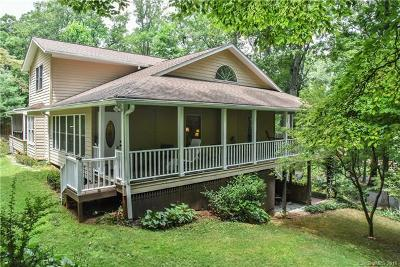 Asheville Single Family Home For Sale: 327 Cedar Crest Drive