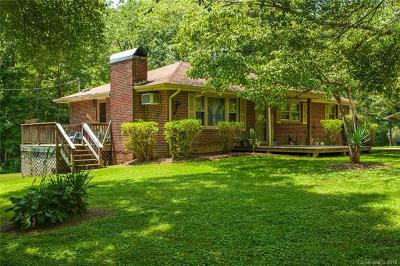Pisgah Forest Single Family Home For Sale: 200 King Circle