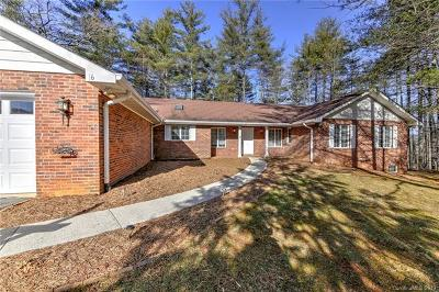 Hendersonville Single Family Home Under Contract-Show: 16 Larry McDonald Memorial Drive