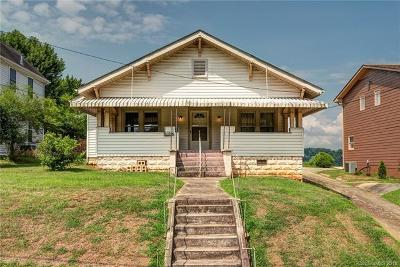 Asheville NC Single Family Home For Sale: $295,000