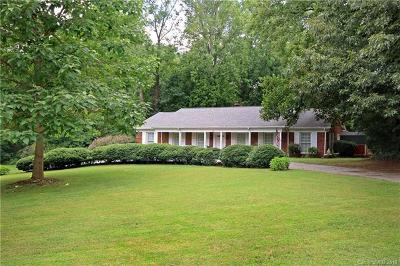 Statesville Single Family Home For Sale: 100 Brookmeade Drive