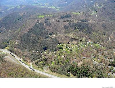 Buncombe County Residential Lots & Land For Sale: 70 Chesten Mountain Drive