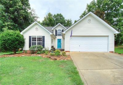 Stanley Single Family Home Under Contract-Show: 478 Doves Crest Court