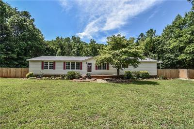 Mount Holly Single Family Home For Sale: 1661 Lane Road