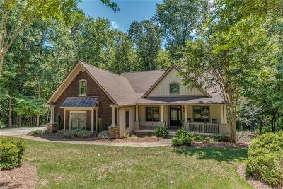 Rutherfordton Single Family Home Under Contract-Show: 164 William Gilbert Loop