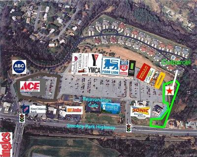 Candler Residential Lots & Land For Sale: 99999 Smokey Park Highway #Outparce