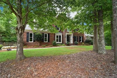 Charlotte Single Family Home For Sale: 5314 Witham Pass #119