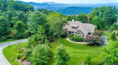 Asheville NC Single Family Home For Sale: $1,259,500