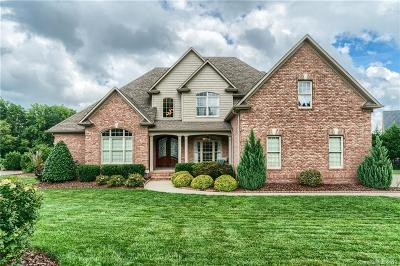 Mooresville Single Family Home Under Contract-Show: 165 Riverchase Lane