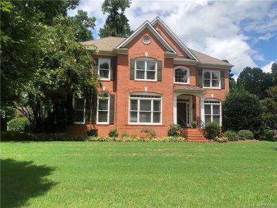 Mooresville Single Family Home For Sale: 105 Stormy Point Lane