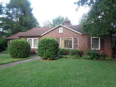 Hickory Single Family Home For Sale: 1514 3rd Street