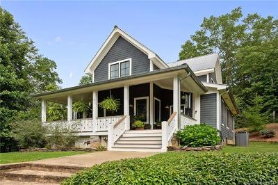 Lake Lure Single Family Home For Sale: 203 Lucky Horse Lane