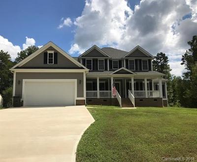 Weddington Single Family Home For Sale: 3025 Twelve Mile Creek Road
