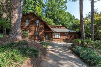 Single Family Home For Sale: 8500 Longbriar Drive