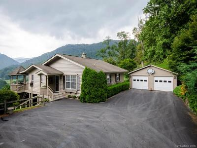 Haywood County Single Family Home Under Contract-Show: 135 Hillside Drive
