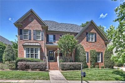 Huntersville Single Family Home Under Contract-Show: 8019 Bytham Castle Drive