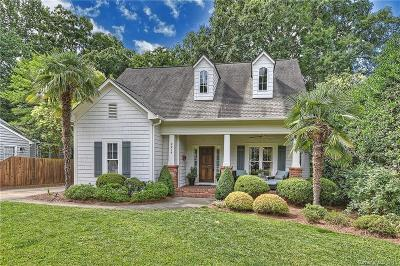 Southpark, Myers Park Single Family Home For Sale: 2214 Hassell Place