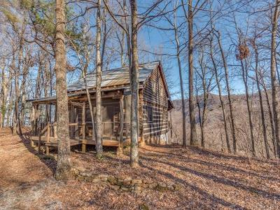 Bat Cave, Chimney Rock, Lake Lure, Gerton, Black Mountain, Mill Spring, Rutherfordton, Columbus, Tryon, Saluda, Union Mills, Hendersonville Single Family Home For Sale: 545 Windsong Lane