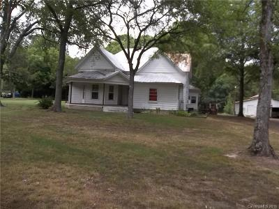 Oakboro Single Family Home For Sale: 9213 Nc 138 Hwy Highway