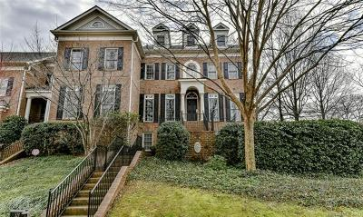 Charlotte Condo/Townhouse For Sale: 529 Queens Road